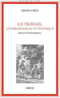 couverture travail anthropologie politique