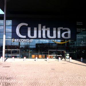 Façade du Cultura Balma
